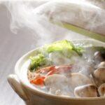 18327444 - seafood pot